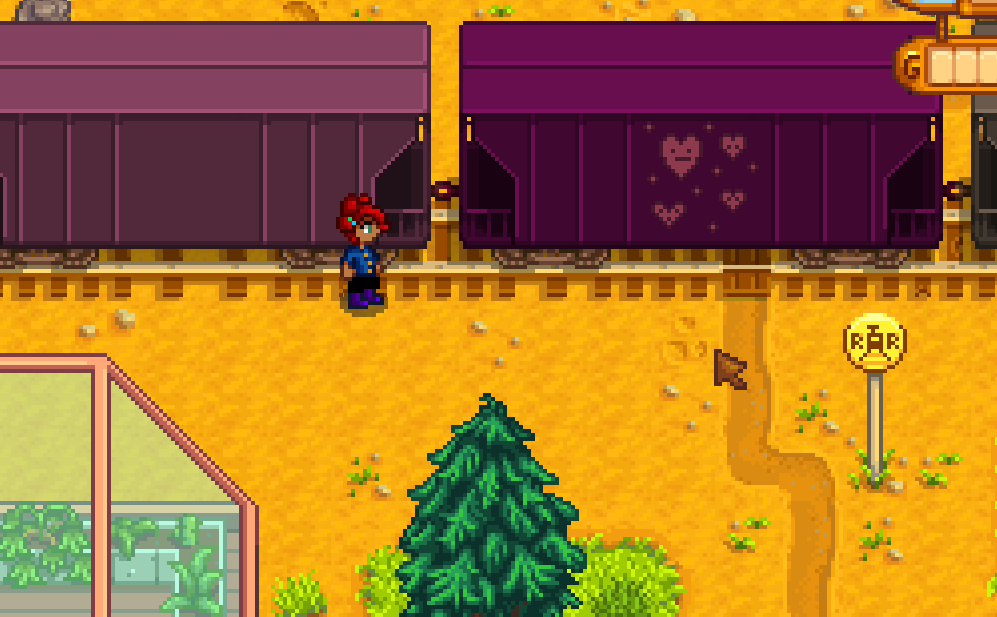 stardew passing out