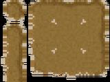 Дорожка из гравия