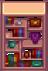 Арт-шкаф для книг