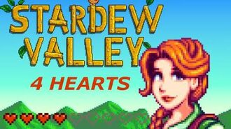 'Stardew Valley' - Leah Four Hearts Event