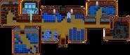 Joja Warehouse Interior
