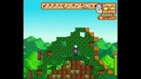 Video stardew valley secret unused area ps4 stardew for How to fish in stardew valley ps4