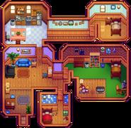 1 Willow Lane Interior