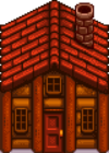 Бревенчатый домик3