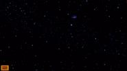 Вид из телескопа