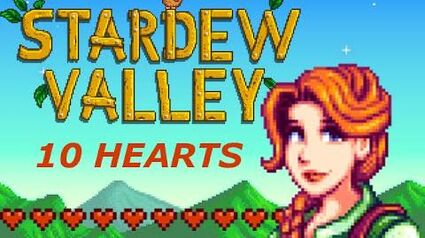 'Stardew Valley' - Leah Ten Hearts Event