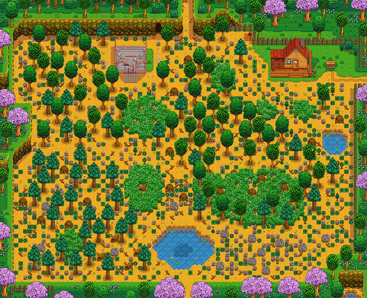 Farm stardew valley wiki fandom powered by wikia for How to fish in stardew valley ps4