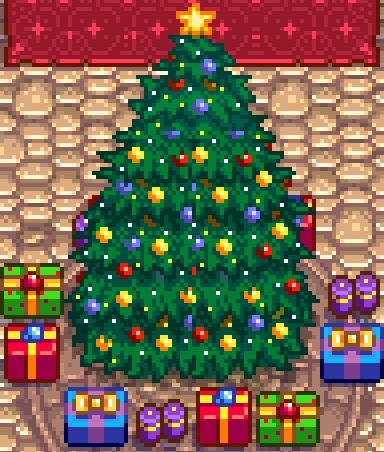 stardew valley festival of winter star how to give gift