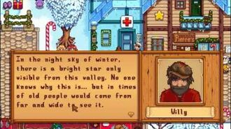 'Stardew Valley' - Feast of the Winter Star
