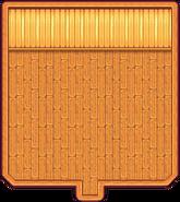 Интерьер сарая