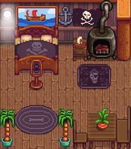 Пиратское логово