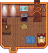 Riverland Farmhouse Interior
