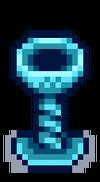 Мраморный светильник