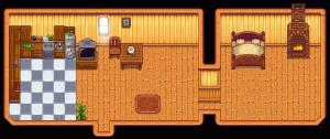 House indoors (tier 2)