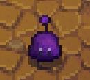 Male Purple Slime