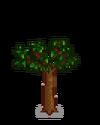 Яблоня 4