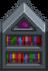 Книжный шкаф «Модерн»