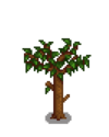 Вишнёвое дерево 4