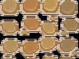 Дорожка из крупных камней