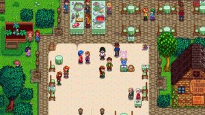 Яичный фестиваль