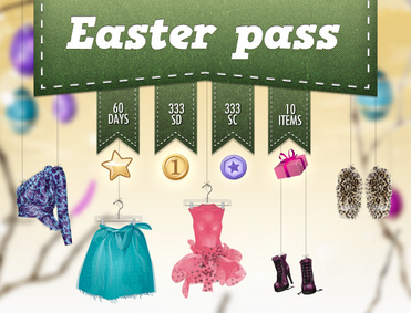 Easter pass 2013