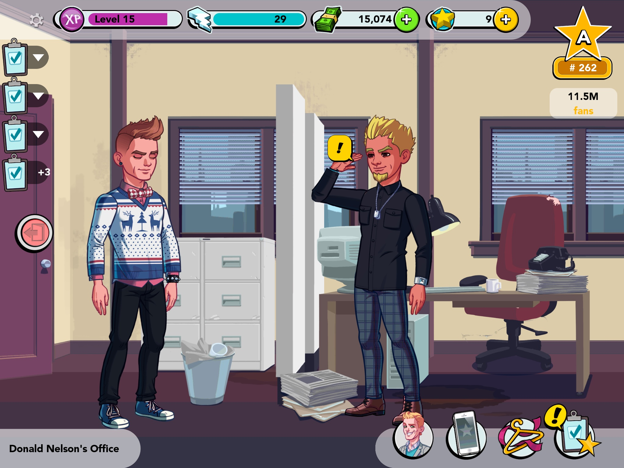 Stardom hollywood dating apartment