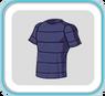NavyStripedTshirt