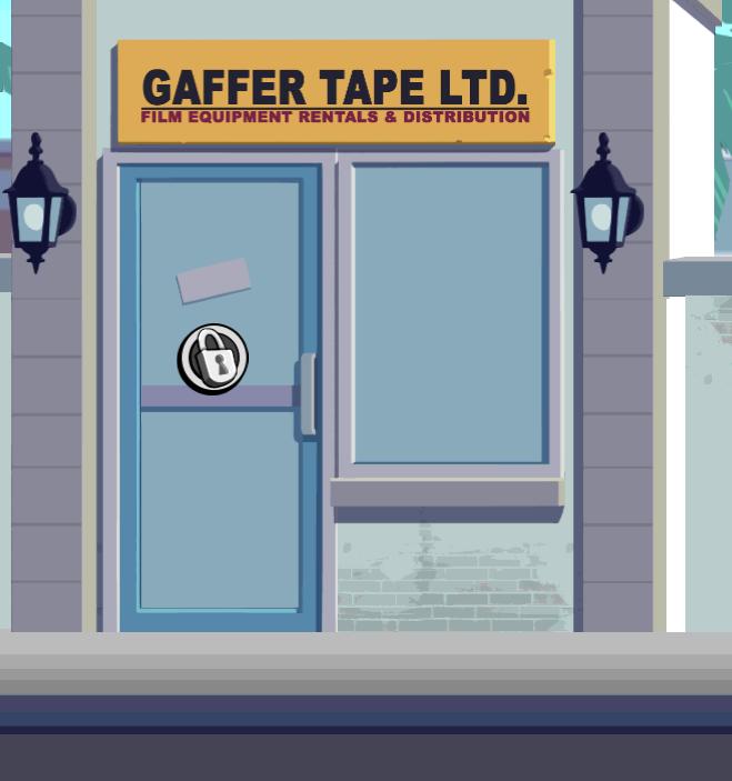 GafferTapeExterior