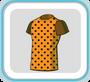 OrangePolkaDotTshirt