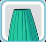 LonggreenSkirt3350