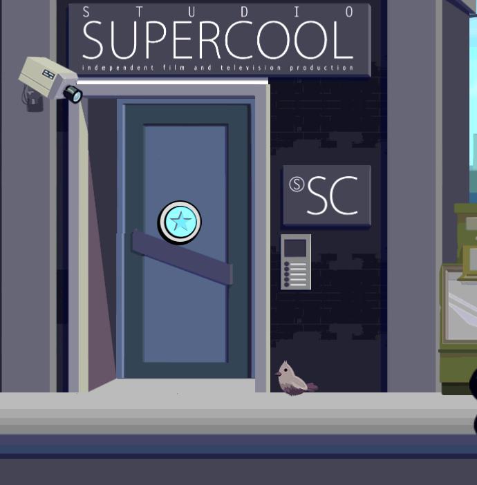 SupercoolExterior