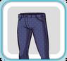 BlueGreenDotPants