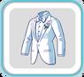WeddingWhiteTopSuit