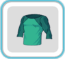 GreenBaseballShirt