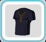 BlackV-neckTshirt
