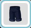 DarkBlueJeansShorts