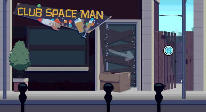 ClubSpacemanExterior