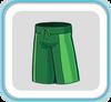GreenSportyShorts
