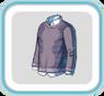StarPurpleSweaterShirt