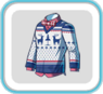 WinterV-neckSweater