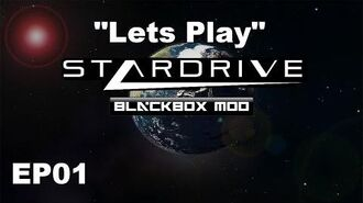 "Lets Play Stardrive (Blackbox Mod) EP01 ""Bears With Swords"""