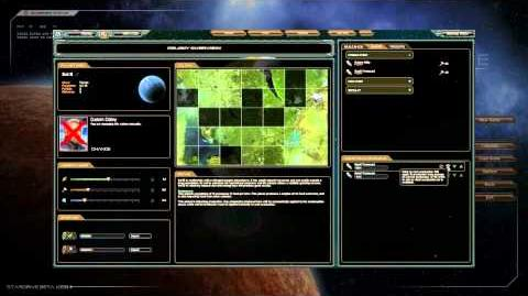 StarDrive - Colony Management