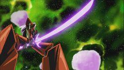 Sword Star Amethyst