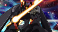 Star Sword Grenat