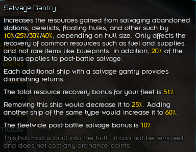 Salvage gantry screenshot 1