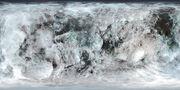 Rocky ice