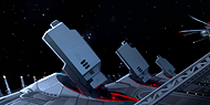 Heavy batteries orbital