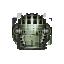 Locust turret