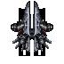 Tachyon lance turret base