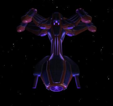 Veloxi Warship Concept